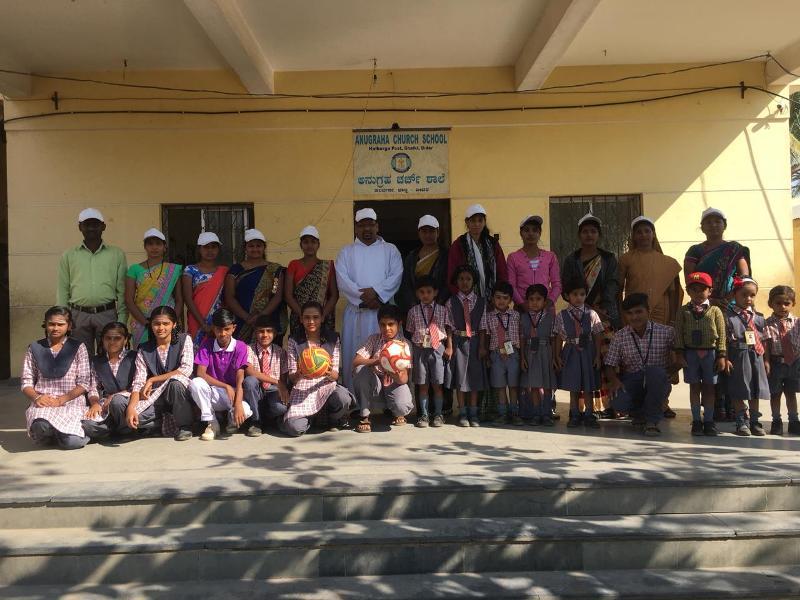 Welcome to Anugraha Church School, Bidar, Karnataka, INDIA
