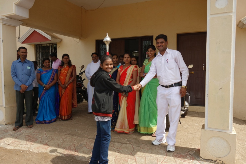 Anugraha School: Teacher's day